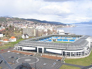 Aker Stadion - The stadium