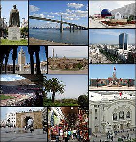 تونس مدينة ويكيبيديا