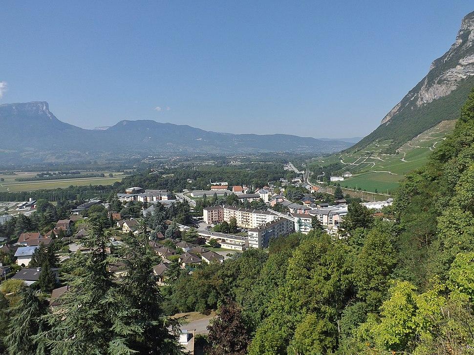 Montmélian (cluse de Chambéry)