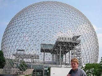 Montreal Biosphere - Image: Montreal Biosphere