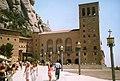 Montserrat Bazylika Hiszpania - panoramio.jpg