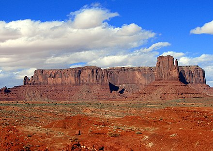 View of Monument Valley from John Ford's Point Monument Valley 15.jpg