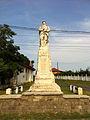 Monumentul Eroilor căzuţi în primul război mondial din Tâncăbești.JPG