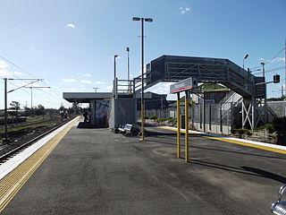 Moorooka railway station railway station in Brisbane, Queensland, Australia