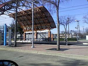Morrell station - Image: Morrell (DART station)