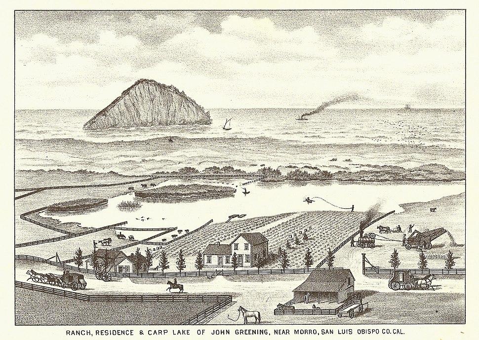 Morro Rock - 1883 (2619478125)