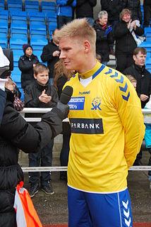 Morten Beck Guldsmed Danish footballer