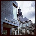 Mosae Forum and Townhall Maastricht - panoramio.jpg