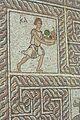 Mosaic, young man bears fruit, AM Delphi, 060058.jpg