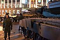 Moscow 2012 Victory Day Parade Rehearsal, Tanks, Russia.jpg