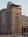 Moscow HouseOnEmbankment (corner tower).jpg