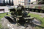 Moscow Suvorov Military School armored vehicles and tanks collection Part2 10.jpg
