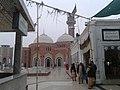 Mosque at Darbar Hazrat Baba Farid ud Deen Ganj Shakar Rahmatullah Alaih - panoramio.jpg
