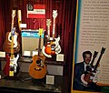 Mosrite Guitars - Buck Owens, Ronnie Session, Rose Lee, Joe Maphis, and combo amplifier - Country Music Hall of Fame and Museum (2014-05-04 10.16.54 by Logan Molen).jpg