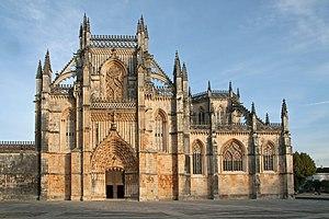 Seven Wonders of Portugal - Image: Mosteiro da Batalha 78a