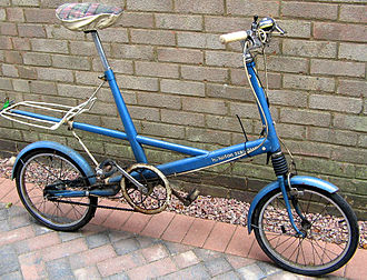 Moulton Bicycle - A 1965/66 Moulton 'New Look' Standard M1