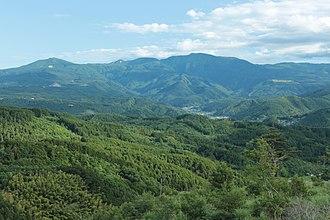 Mount Amagi - Image: Mount Amagi 20120610