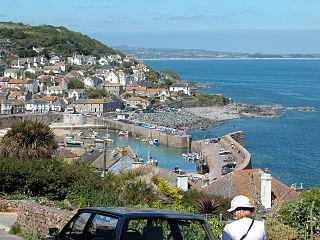 Fishing in Cornwall economic activity