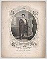 "Mr. Jamieson as Brutus- ""I would not Cassius; Yet I love him well"" (Julius Caesar Act I, Scene II) MET DP873608.jpg"