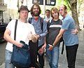 Mudhoney leaving Buenos Aires (2960992432).jpg