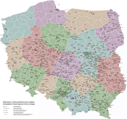 Municipalities in Poland deprived of town privileges.png