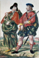 Munro highland soldier and wife.png