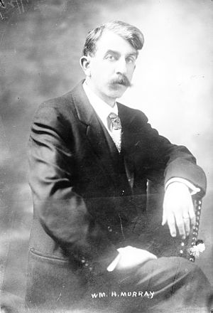 William H. Murray - Murray circa 1913