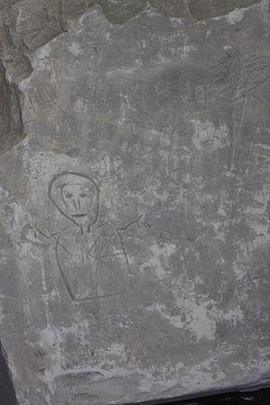Blakumen - Image: Murtfatlar Cave Church 2