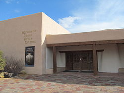 Museum of Indian Arts and Culture, Santa Fe NM.jpg