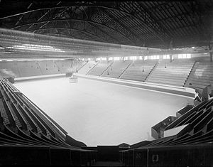 Mutual Street Arena - Image: Mutual Street Arena interior