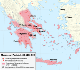 Ancient Greece Map With Cities.History Of Greece Wikipedia