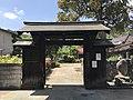 Myojuji Temple in Tsuwano, Kanoashi, Shimane.jpg