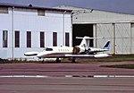 N37962 Learjet CVT 29-07-87 (32495397523).jpg