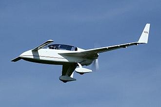 Wingtip device - Rutan VariEze
