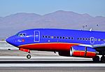 "N443WN Southwest Airlines 2003 Boeing 737-7H4 (cn 29838-1369) ""The Spirit Of Hope"" (6764831809).jpg"