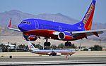 N778SW Southwest Airlines 2000 Boeing 737-7H4 (cn 27883-626) (5596659113).jpg