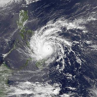 1982 Pacific typhoon season - Image: NELSON 1982 mar 25 0603Z