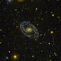 NGC 2273 GALEX WikiSky.jpg
