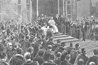 Manuel de Llanza y Pignatelli - Leo XIII and the Spaniards