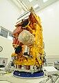 NPP satellite in cleanroom.jpg
