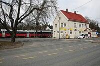 NSB type 70 ved Blommenholm stasjon TRS 070407 004.jpg
