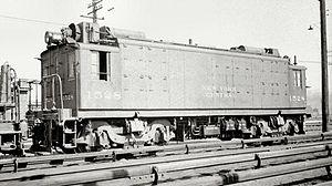 GE three-power boxcab - Image: NYC 1528