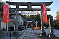 Nagara-jinja (Daikan, Tatebayashi) torii.jpg