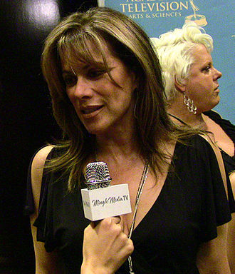 39th Daytime Emmy Awards - Nancy Lee Grahn, Outstanding Supporting Actress winner.