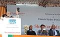 Narendra Modi addressing after dedicating the 44MVChutak hydropower station to the Nation, at Kargil, in Jammu and Kashmir. The Governor of Jammu and Kashmir (1).jpg