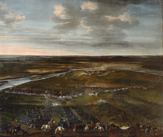 Battle of Narva (1700) battle in 1700