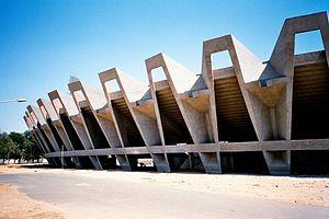 Sardar Vallabhbhai Patel Stadium, Ahmedabad - Navrangpura Stadium
