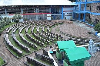 Negros Oriental State University - Negros Oriental State University Amphitheater
