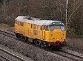 Network Rail's 31 465 heads light engine from Shrewsbury to Bristol Kingsland RD as 6T843.jpg