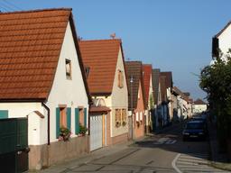 Neugasse in Brühl